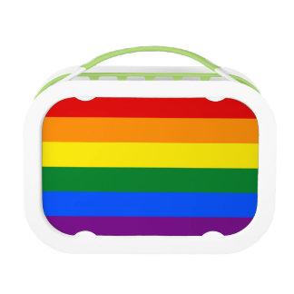 Rainbow Flag Lunch Box