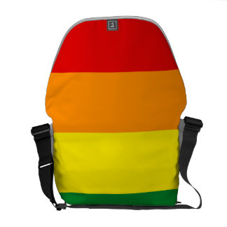 Rainbow Flag Messenger Bag