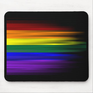Rainbow Flag Mousepad