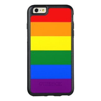 Rainbow Flag OtterBox iPhone 6/6s Plus Case