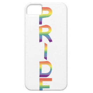 Rainbow Flag Pride Barely There iPhone 5 Case