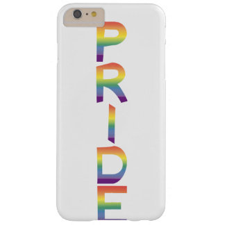 Rainbow Flag Pride Barely There iPhone 6 Plus Case