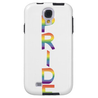 Rainbow Flag Pride Galaxy S4 Case
