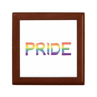 Rainbow Flag Pride Gift Box