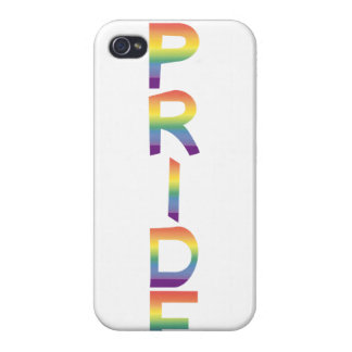 Rainbow Flag Pride iPhone 4 Cover