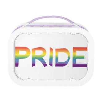 Rainbow Flag Pride Lunch Box
