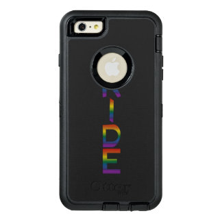 Rainbow Flag Pride OtterBox Defender iPhone Case