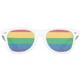 Rainbow Flag Pride Party Shades