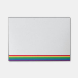Rainbow Flag Pride Post-it Notes