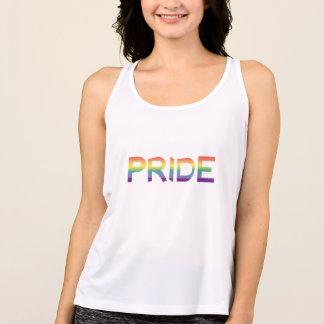 Rainbow Flag Pride Singlet
