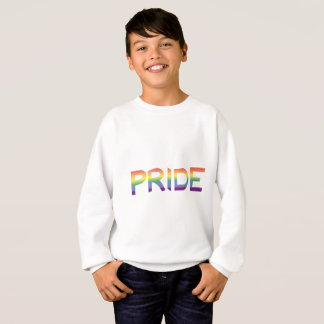 Rainbow Flag Pride Sweatshirt