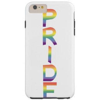 Rainbow Flag Pride Tough iPhone 6 Plus Case