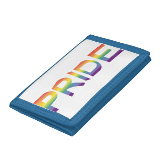 Rainbow Flag Pride Trifold Wallet