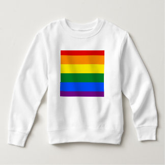 Rainbow Flag Sweatshirt