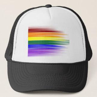 Rainbow Flag Trucker Hats
