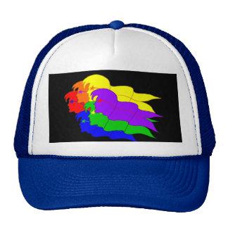Rainbow Flags-Hat