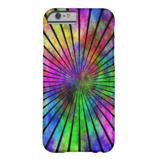 Rainbow Flair iPhone 6 case Barely There iPhone 6 Case
