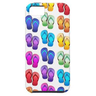 Rainbow Flip Flops iPhone 5 Cover