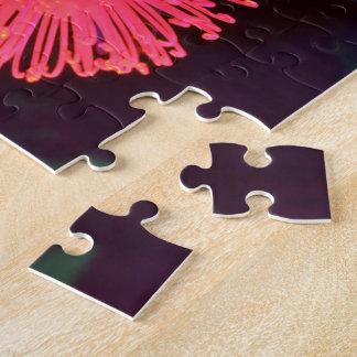 Rainbow Floral Jigsaw Puzzle