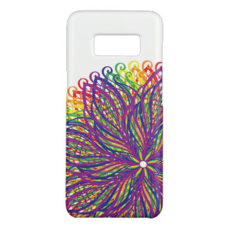 Rainbow Flower Phone Case