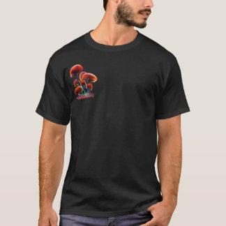 Rainbow Fluorescence_T_BL T-Shirt