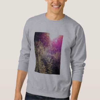 Rainbow Forrest Men's Basic Sweatshirt