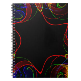 Rainbow fractal #2 notebook