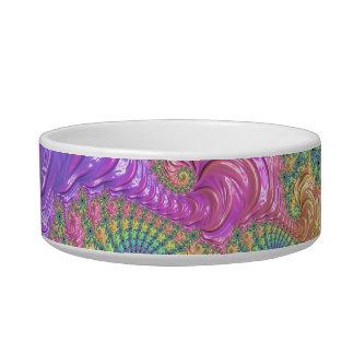 Rainbow Fractal Bowl