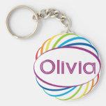 Rainbow frame Olivia