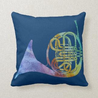 Rainbow French Horn Pillows