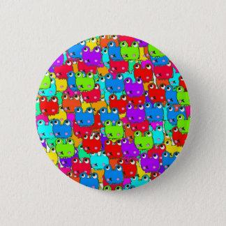 Rainbow Frogs badge