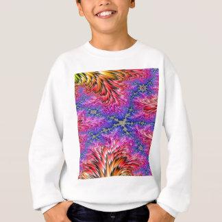 Rainbow Fusion Fractal 2 Sweatshirt