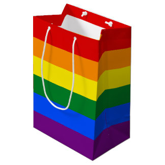 RAINBOW GAY PRIDE FLAG | GIFT BAG