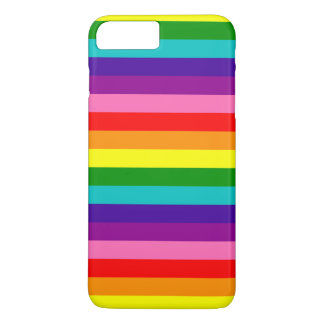 Rainbow Gay Pride LGBT Original 8 Stripes Flag iPhone 8 Plus/7 Plus Case
