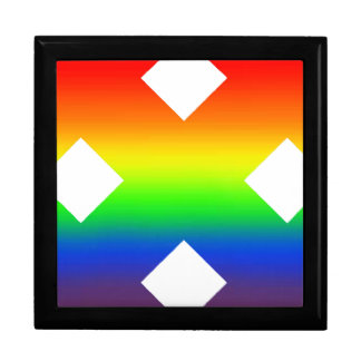 Rainbow Gift Box Large
