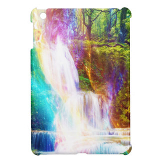 Rainbow Girl Garden iPad Mini Case