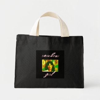Rainbow Girl, rainbow, girl Tote Bag