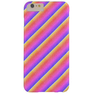 Rainbow Glitter Diagonal Stripe Iphone Case