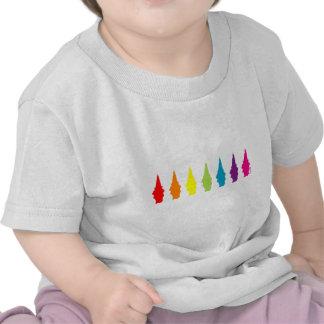 Rainbow Gnomes Tshirts