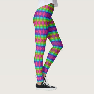 Rainbow Gradient Leggings