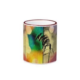 Rainbow Grass Drama Coffee Mug