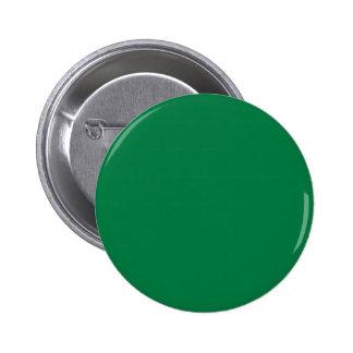 Rainbow Green 6 Cm Round Badge