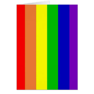 Rainbow Greeting Card
