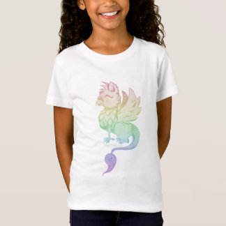 Rainbow Griffin Girl's Shirt