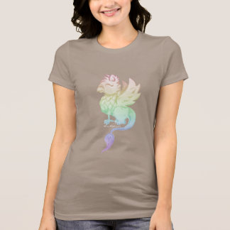 Rainbow Griffin Women's T Shirt