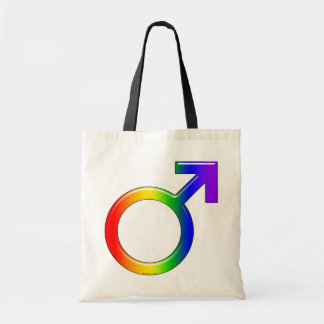 Rainbow Guy Bags
