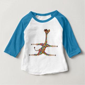 Rainbow Gymnastics by The Happy Juul Company Baby T-Shirt