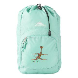 Rainbow Gymnastics by The Happy Juul Company Backpack