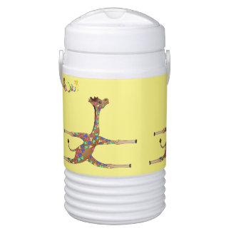 Rainbow Gymnastics by The Happy Juul Company Drinks Cooler