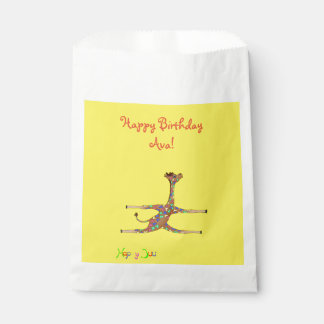 Rainbow Gymnastics by The Happy Juul Company Favour Bag